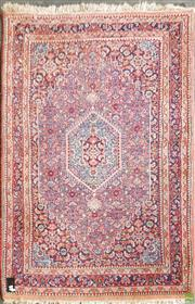 Sale 8601 - Lot 1507 - Persian Hand Knotted Woolen Rug (190 x 115cm)