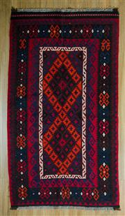 Sale 8617C - Lot 95 - Persian Killem 186x105