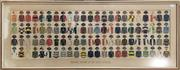 Sale 8863S - Lot 28 - Football Colours Of Our Public Schools Framed Print