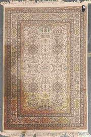 Sale 8912 - Lot 1069 - Persian Machine Made Rug (240 x 140cm)