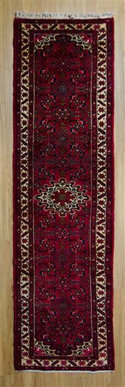 Sale 8559C - Lot 72 - Persian Tabriz Runner 310cm x 84cm