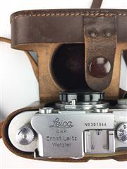 Sale 8322 - Lot 82 - Leica Vintage Camera