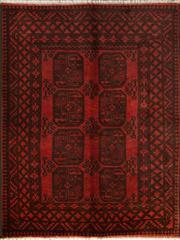 Sale 8380C - Lot 47 - Afghan Turkman 195cm x 145cm