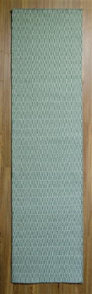 Sale 8559C - Lot 73 - Indian Modern Carpet 295cm x 70cm