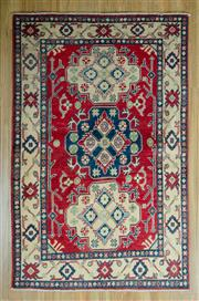 Sale 8617C - Lot 97 - Afghan Kazak 160x105