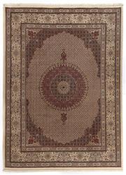 Sale 8780C - Lot 213 - An Iranian Rug, Khorasan Region, Very Fine Wool And Silk Pile., 345 x 250cm