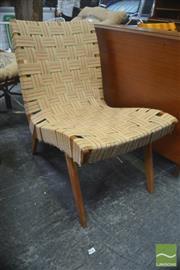 Sale 8326 - Lot 1017 - Douglas Snelling Lounge Chair