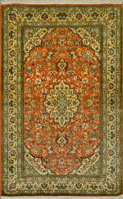 Sale 8380C - Lot 48 - Kashmiri Silk 160cm x 100cm
