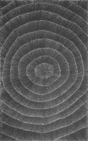 Sale 8427 - Lot 521 - Lily Kelly Napangardi (1948 - ) - Rock Holes 152 x 96cm