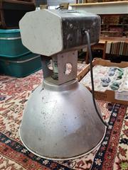 Sale 8589 - Lot 1088 - Vintage Theatre Light
