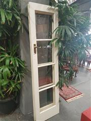 Sale 8676 - Lot 1140 - Pair of French Doors