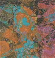 Sale 8773A - Lot 5002 - Una Foster (1912 - 1996) - Jasper, 1972 45.5 x 43cm