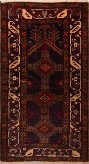 Sale 8455C - Lot 21 - Persian Baluchi  150cm x 80cm