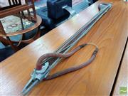 Sale 8493 - Lot 1081 - Vintage BAZOOKA Spear Gun