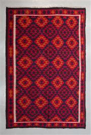 Sale 8499C - Lot 54 - Maymana Kilim 250cm x 169cm