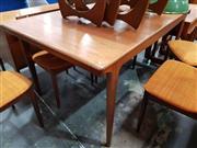 Sale 8801 - Lot 1099 - McIntosh Teak Dining Table