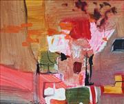 Sale 8773A - Lot 5023 - Ruth Julius - Japanese Landscape 15.5 x 19cm