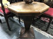 Sale 8822 - Lot 1592 - Art Deco Occasional table