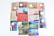 Sale 8835C - Lot 70 - Collection of Royal Australian Mint Collectors Coins Incl. Mostly Silver Kangaroo Various Years
