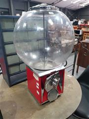 Sale 8863 - Lot 1022 - Vintage Style Gumball Machine
