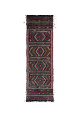 Sale 9149C - Lot 27 - AFGHAN FAFGHAN BELUCH KILIM, 70X225cm