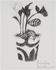 Sale 8867 - Lot 565 - Charles Blackman (1918 - 2018) - Untitled (Still Life) 39 x 27 cm