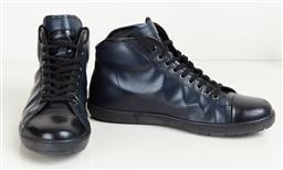 Sale 9120K - Lot 99 - A pair of Giorgio Armani canvas shoes; modello X2Z003 size 8 in original box