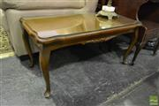 Sale 8520 - Lot 1092 - Timber Coffee Table