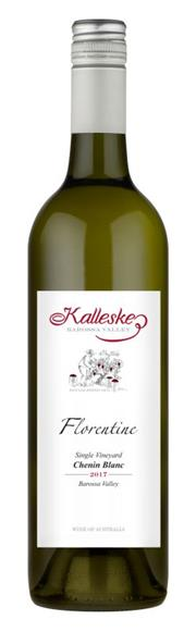 Sale 8520W - Lot 15 - 12x 2018 Kalleske 'Florentine' Single Vineyard Chenin Blanc, Barossa Valley This wine is 100% Organic / Biodynamic as certified by...