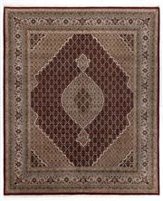 Sale 8780C - Lot 217 - A Very Fine Indo Persian Mahi Design Wool And Silk, 300 x 250cm