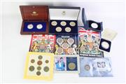 Sale 8835C - Lot 65 - Collection of Mosty Royal Australian Mint British Monarchy Themed Coins Incl. Uncirculated Examples