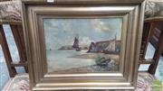 Sale 8375 - Lot 1042 - Oil on Canvas, signed lower right