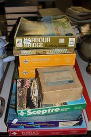 Sale 8384 - Lot 79 - Various Vintage Landscape Jigsaws