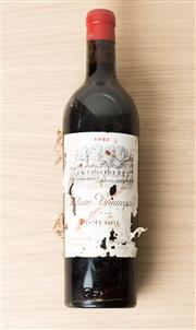 Sale 8440A - Lot 67C - A bottle of 1945 Château Beauregard Pomerol