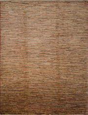 Sale 8455C - Lot 25 - Afghan Chobi Stripe 200cm x 154cm