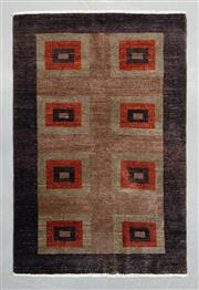 Sale 8499C - Lot 56 - Afghan Chobi Gabba 185cm x 118cm