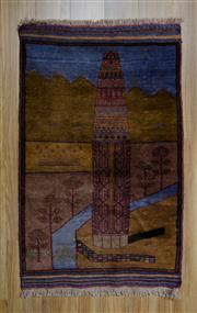 Sale 8559C - Lot 79 - Persian Baluchi 148cm x 85cm