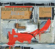 Sale 8821 - Lot 527 - Geoffrey Todd (1950 - ) - The Bush Biscuit Blues, 1986 52 x 59cm