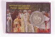 Sale 9035M - Lot 840 - Australian 1937 Silver crown