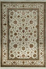 Sale 8353C - Lot 19 - Jaipor Silk & Wool 170cm x 240cm