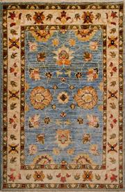 Sale 8455C - Lot 26 - Afghan Chobi 122cm x 80cm
