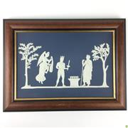 Sale 8562R - Lot 87 - Wedgwood 2000 Sydney Olympic Games Commemorative Plaque, Limited Series of 1000 (W: 37cm)