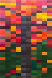 Sale 8839A - Lot 5005 - Claudia Abrahams (1973 - ) - Autumn Leaves, 2014 150 x 100cm