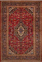 Sale 8353C - Lot 20 - Persian Kashan 307cm x 210cm