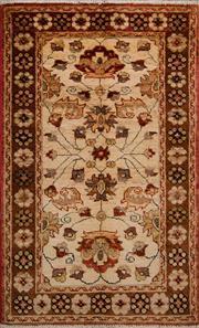Sale 8455C - Lot 27 - Afghan Chobi 126cm x 79cm