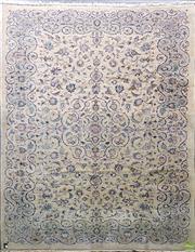 Sale 8629 - Lot 1026 - Persian Kashan (375 x 256cm)