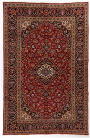 Sale 8760C - Lot 20 - A Persian Najafabad From Isfahan Region 100% Wool Pile On Cotton Foundation, 405 x 263cm
