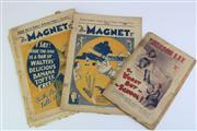 Sale 8802 - Lot 72 - 5 Issues incl Mickey Mouse Weekly 30 May 1953 Souvenir Coronation Issue, Play Box Coronation Number 30 May 1953, Nelson Lee Lib...