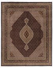 Sale 8780C - Lot 219 - A Very Fine Indo Persian Mahi Design Wool And Silk, 305 x 242cm
