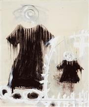 Sale 9047 - Lot 552 - Clinton Nain (1971 - ) - The Orphans 91.5 x 76 cm (total: 95.1 x 76 x 4 cm)